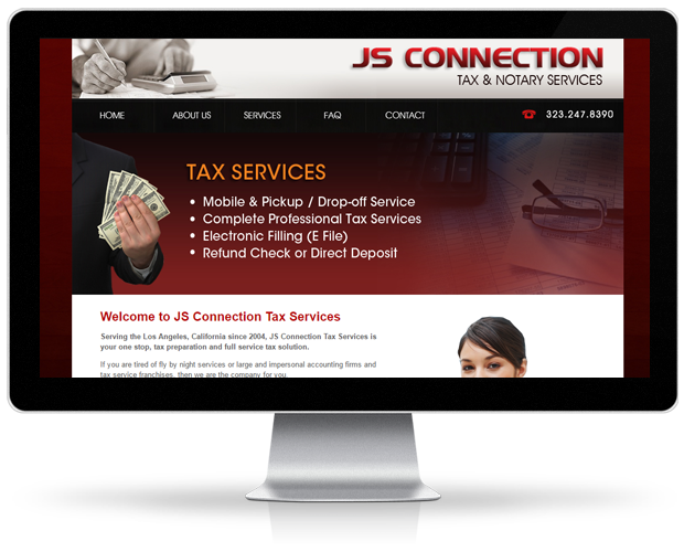 JS Connection Tax Services