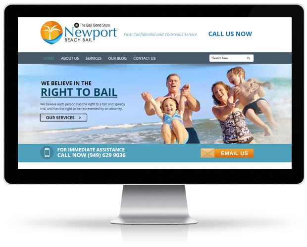 Newport Beach Bail Bonds