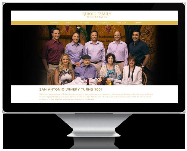 Palmdale Web Design Services Spiralmode Design Studio