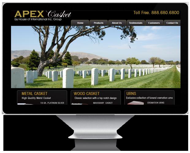 Apex Casket