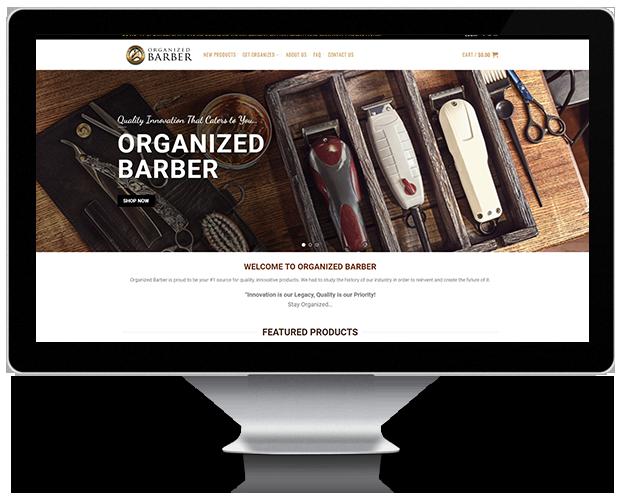 Organized Barber