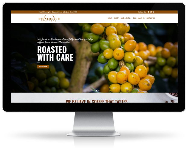 Stone Bench Roasters